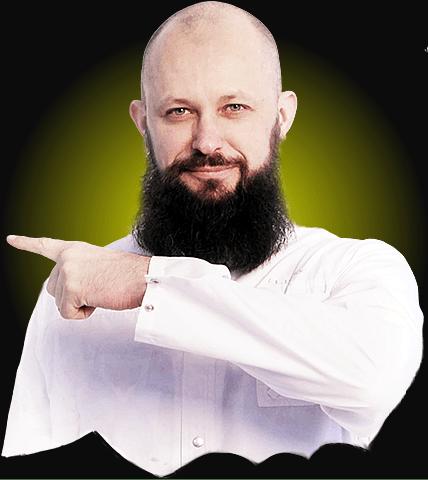 alexeimamatov - Тренировка для зрения глаз: точечный массаж глаз для улучшения зрения показывает Алексей Маматов