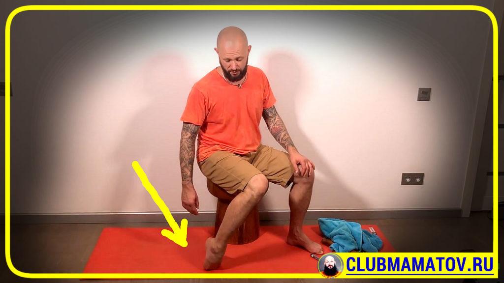 018 1 1024x576 - Упражнение для суставов стопы. Упражнение №4 - растягивание пальцев стопы для улучшения работы венозной системы