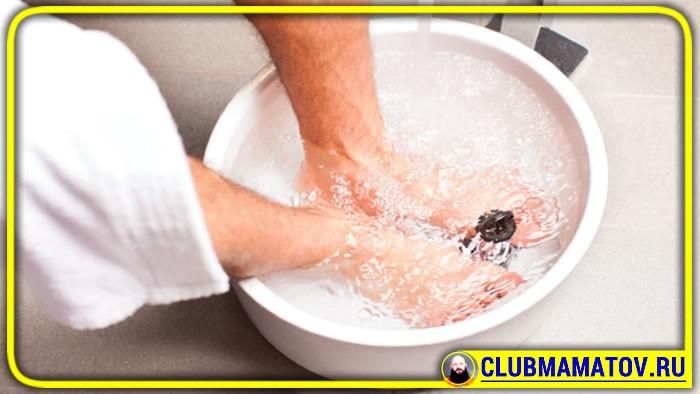 025 1 - Ванны при варикозе нижних конечностей с мылом и содой. Помогает и одна сода от варикоза