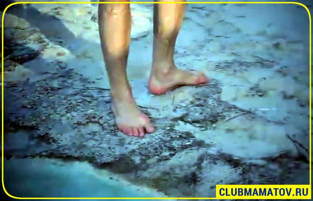 0055 1 1024x658 - Упражнения для укрепления стопы: как размять мышцы стопы. Практики Алексея Маматова