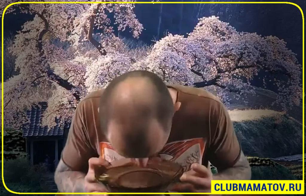 0037 2 1024x658 - Лицо в холодной воде: упражнение для здоровья глаз, закаливания и омоложения лица водой - показывает Алексей Маматов