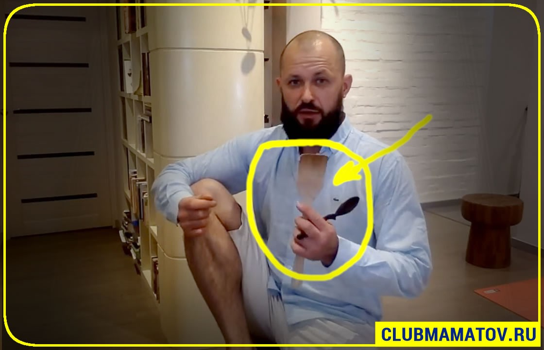 Как избавиться от синяка на ноге Алексей Маматов